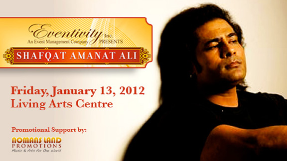 Shafqat Amanat Ali in Toronto